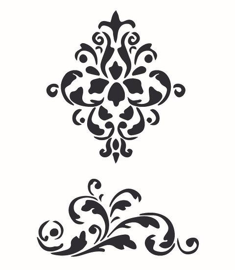 Baroque Decor (1033)