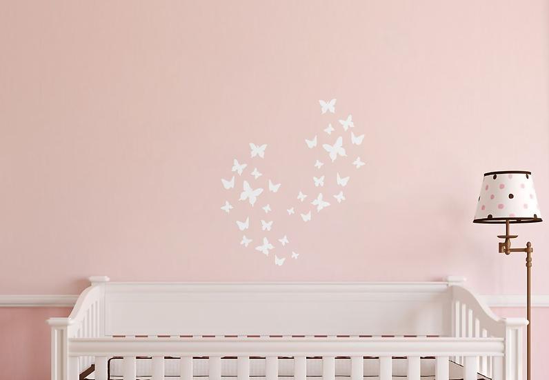 Butterfly Flight (1043)