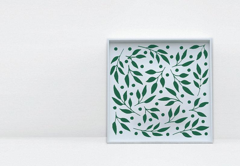 Square Leaves (1029)