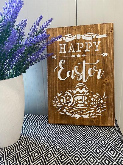 Sablon  A4 Happy Easter  (1232)