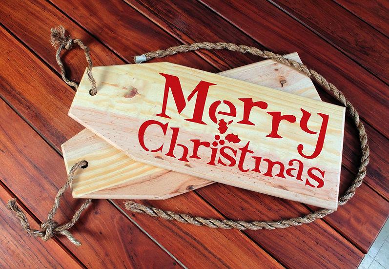Sablon Merry Christmas A4 (1131)