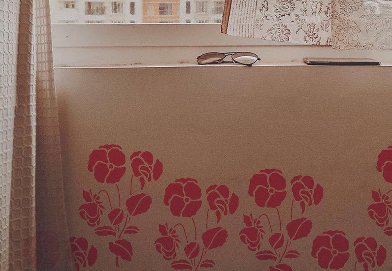 Poppy Flower (1017)