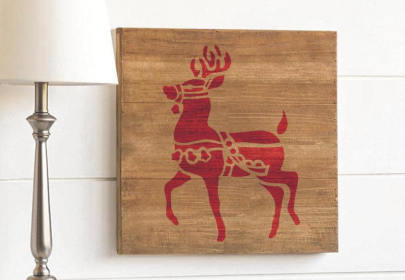 Reindeer A4  (1119)