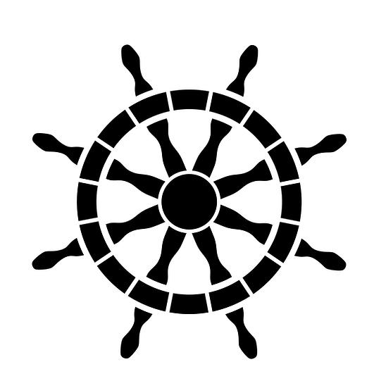 Sablon decorativ Sealife A4  (1283)