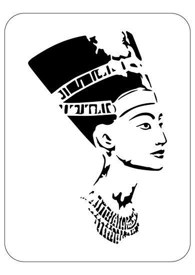 Sablon  Faraon A4 (1134)