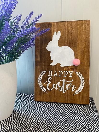 Sablon  A4 Happy Easter Bunny  (1233)
