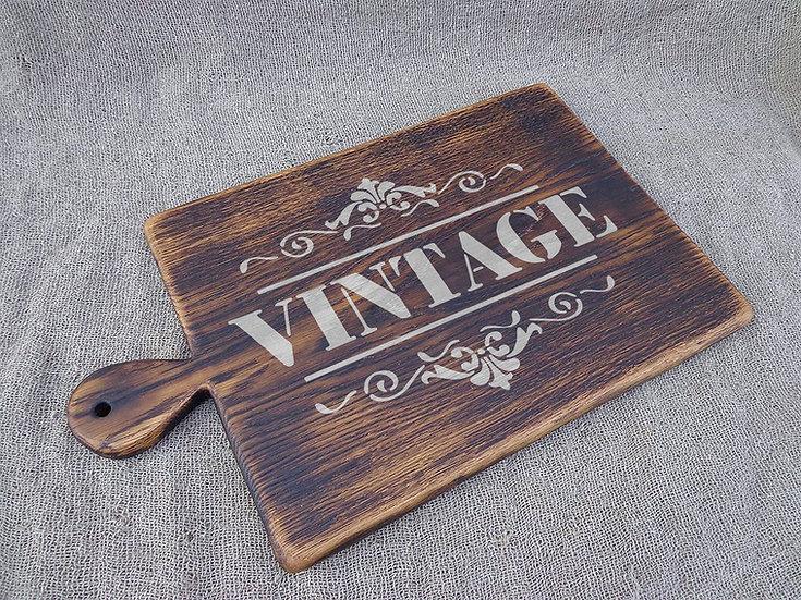 Vintage A4 (1089)