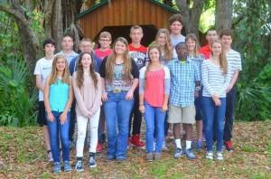 CCA's 2016 8th Grade Class