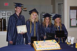 Congratulations to CCA's 2015 Graduates!