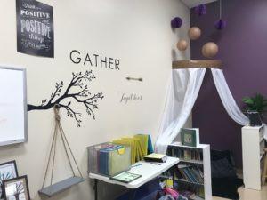 cca hybrid classroom