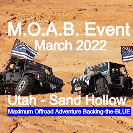 3rd Annual M.O.A.B. Event Application