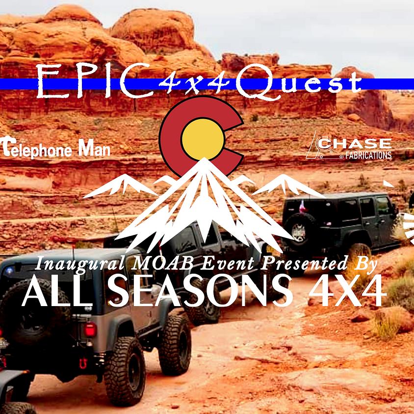 EPIC 4x4 Quest MOAB Event