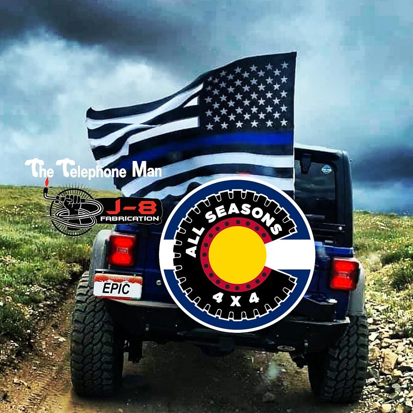 Summer Law Enforcement Member Run/Ride-Along
