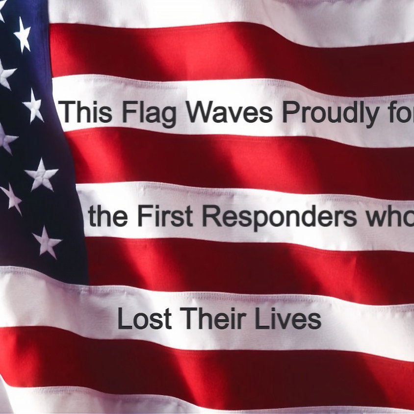 Injured/Fallen First Responders Caravan