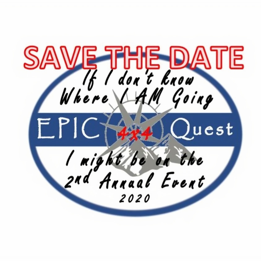 SAVE THE DATE ONLY 2nd Annual Event 2020