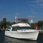 Hard Top motor yacht.JPG