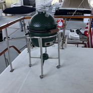 Custom made Barbecue grill stand