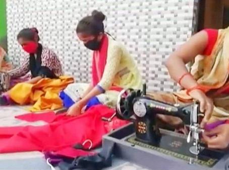 Women and Aatmnirbhar Bharat