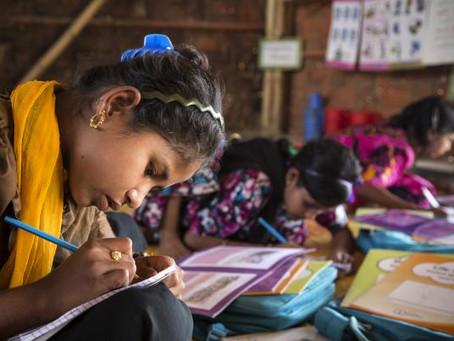 Education makes life self-reliant