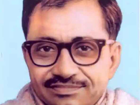 भविष्य के भारत के प्रकाश स्तंभ: पंडित दीनदयाल उपाध्याय