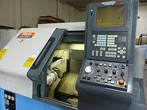 CNC machining precision turned parts