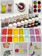 カラム抽出応用編 ~濃縮色素、粉末色素を作る~