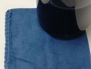 「カラム抽出法は藍染めだって簡単にできます」