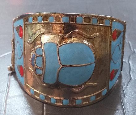 Bracelete Egípcio