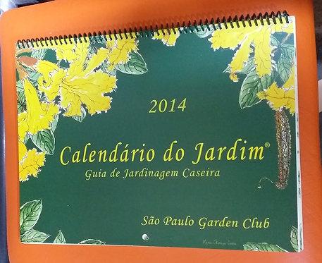 Calendário do Jardim 2014