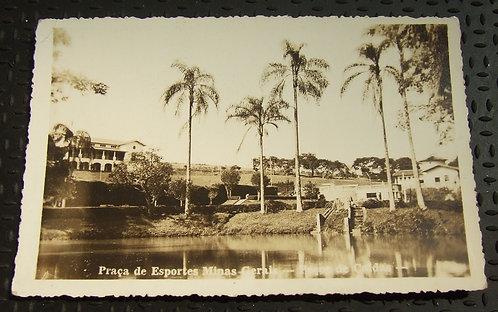 Foto Antiga - Praça de Esportes Poços de Caldas