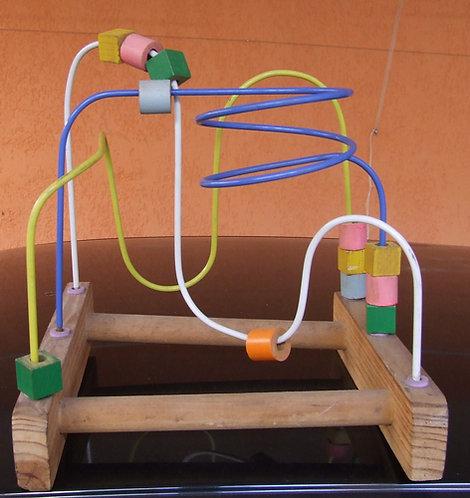 Brinquedo Educativo Aramado