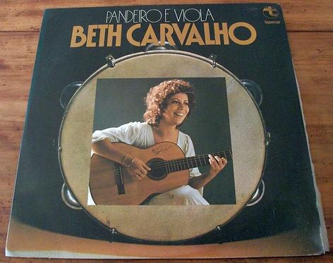 LP Beth Carvalho - Pandeiro e Viola
