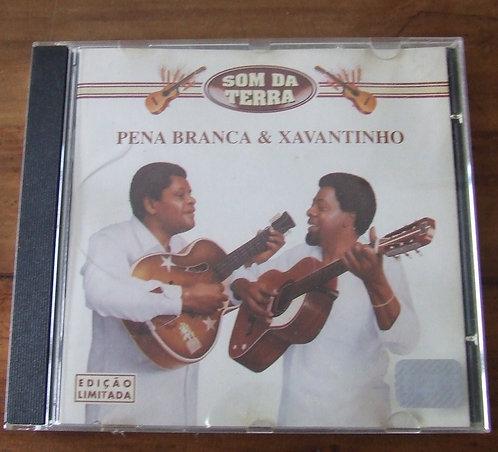 CD Som da Terra - Pena Branca e Xavantinho