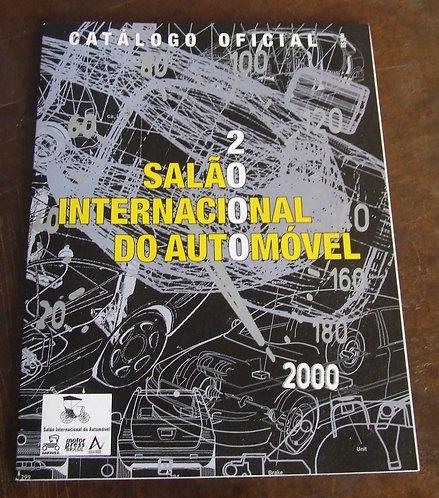 Catálogo Oficial do Salão Internacional do Automóvel 2000