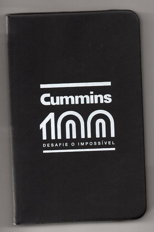 Caderno de Anotações Cummins