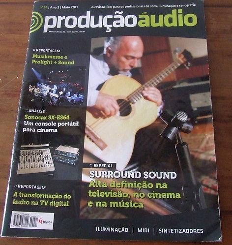 Revista Produção Áudio