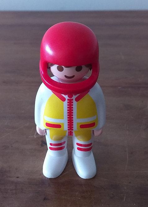 Boneco Playmobil Piloto
