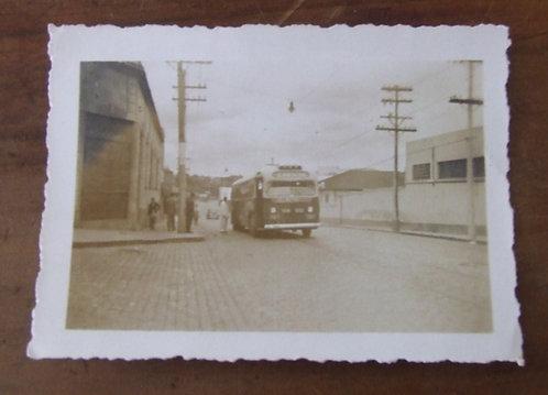 Foto Antiga - Oficina CMTC