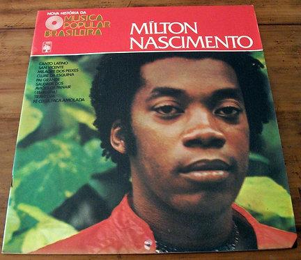 LP Milton Nascimento – A Nova História da Música Brasileira