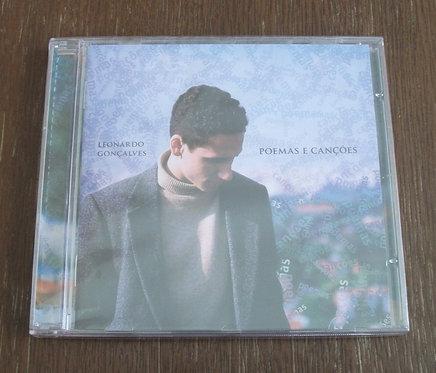 CD Leonardo Gonçalves - Poemas e Canções