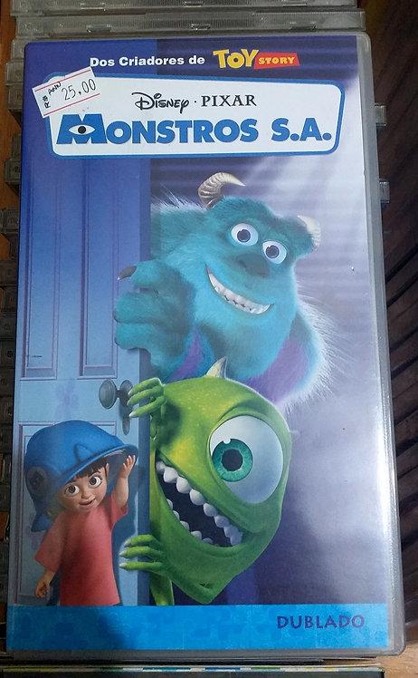 VHS Monstros S. A.