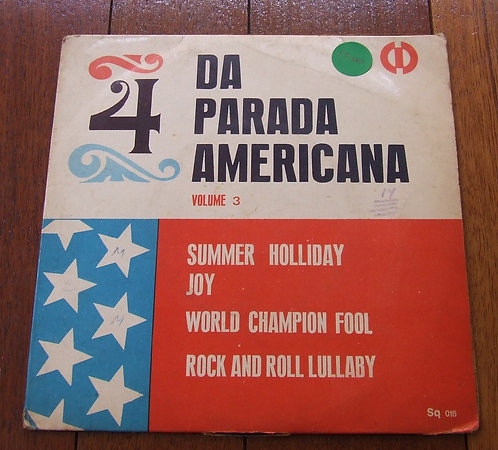 Compacto Duplo  4 da Parada Americana Vol. 3