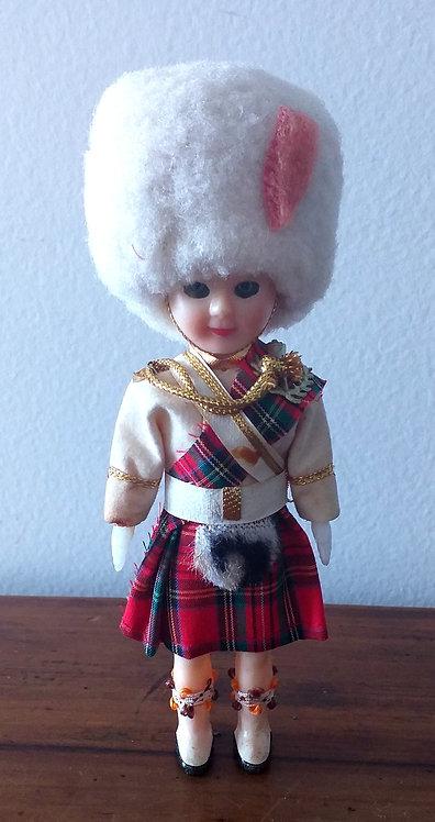 Boneco Guarda Escocês