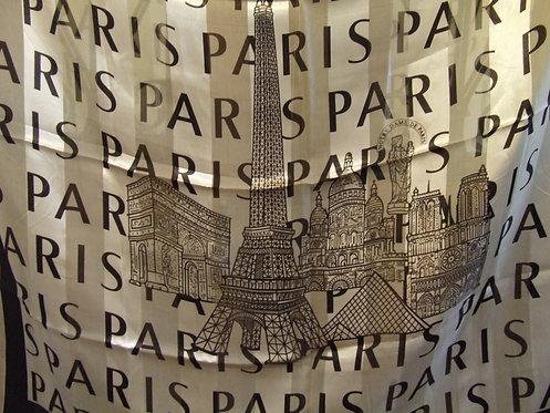 Lenço Maravilhas de Paris