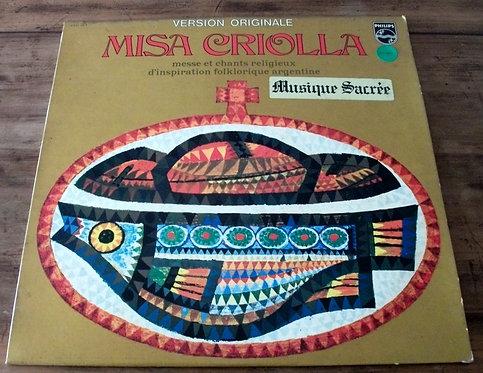 LP Misa Criolla