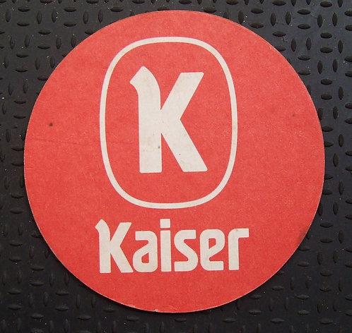 Bolacha para Chopp Kaiser