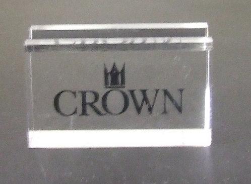 Suporte Expositor para Caneta Crown