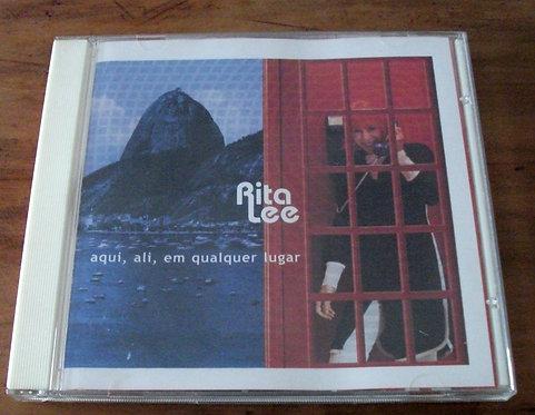 CD Rita Lee - Aqui, Ali, Em Qualquer Lugar