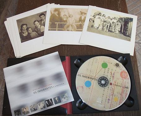 CD Os Imigrantes e a Música