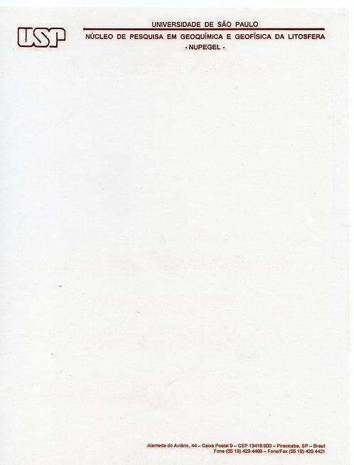 Papel de Carta Nupegel